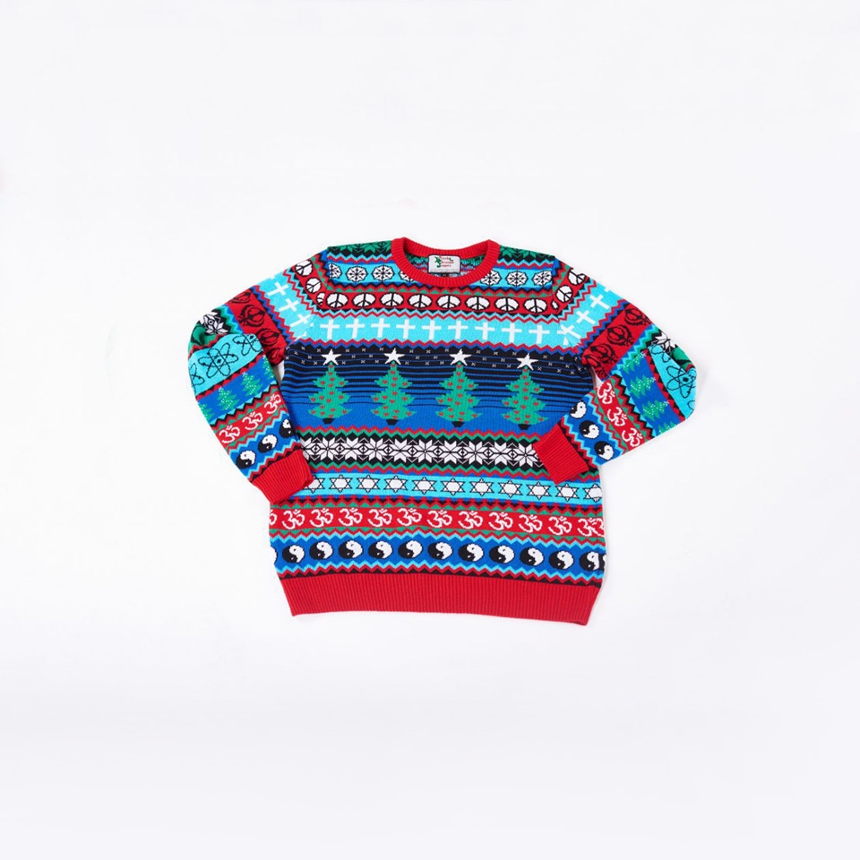 The Multicultural Xmas Jumper