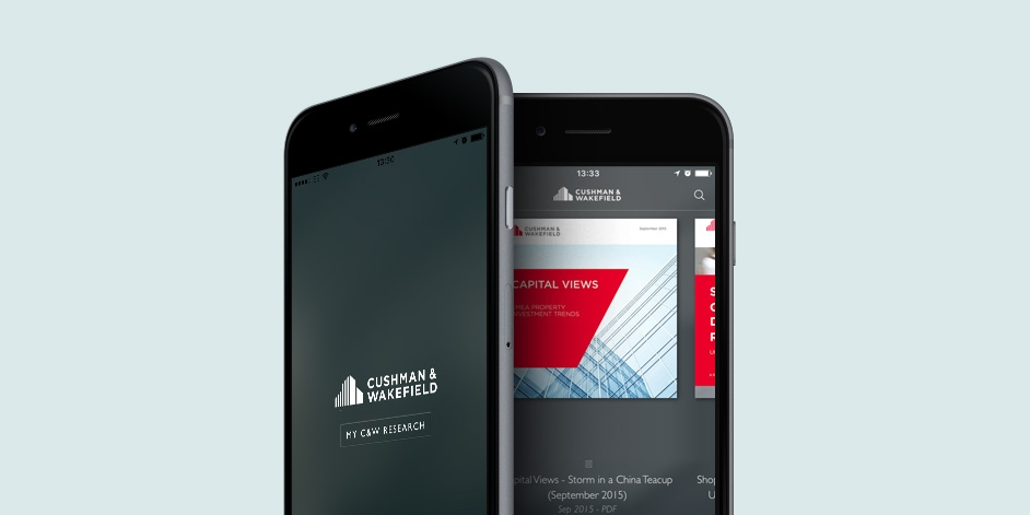 My C&W Research App