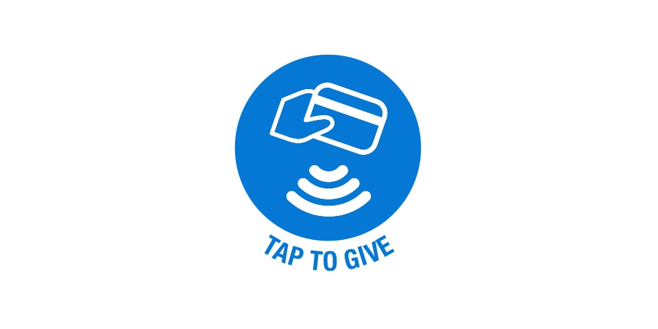 "Gawad Kalinga ""Tap To Give"""