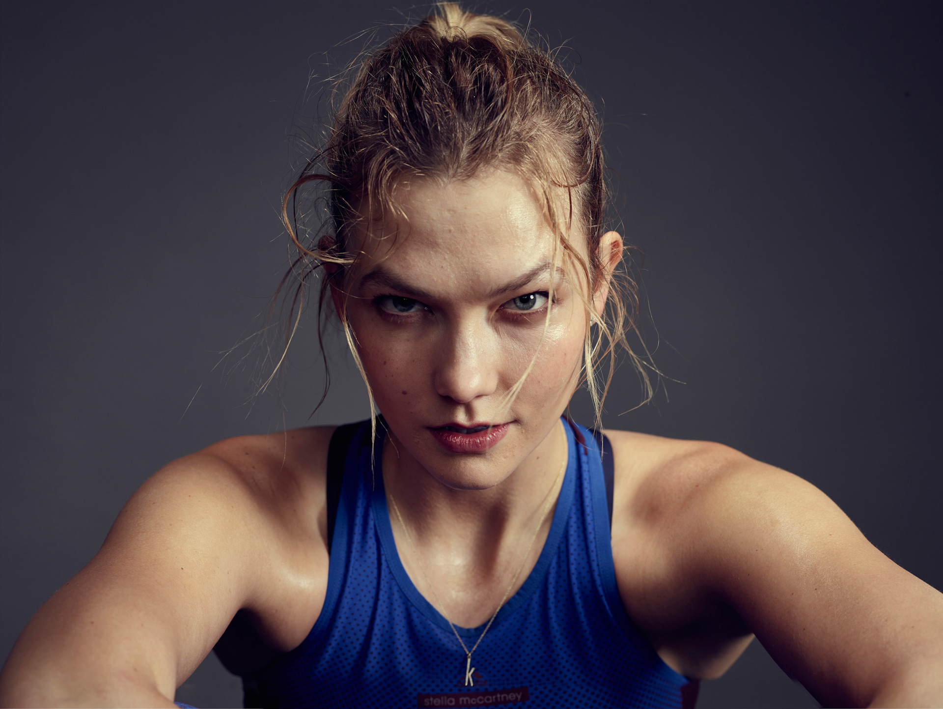 Infectar cangrejo Dibuja una imagen  Adidas UK x Karlie Kloss – June Frangue